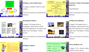 downloadable lessons/flipcharts from the Lighthouse for Learning